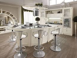 stainless steel kitchen island ikea white ceramic tile floor dark