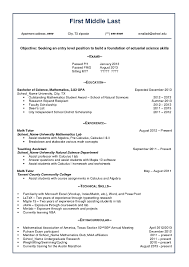 Actuary Resume Sample by Actuarial Resume Best Template Collection