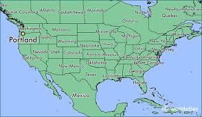 map of oregon portland where is portland or portland oregon map worldatlas