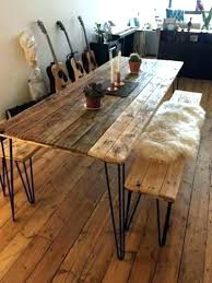 Dining Room Table Reclaimed Wood Reclaimed Wood Dining Room Table M Rustic Dining Room Tables For