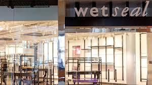 wet seal american apparel closing hawaii stores as both retail