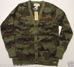 ralph sweater denim supply ralph s camouflage cotton v neck