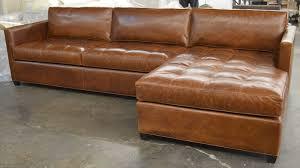 Brompton Leather Sofa Arizona Leather Sofa Chaise Sectional In Italian Brompton Classic