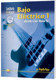 lectura facil bajo electrico vol 1 aprende a leer musica ya