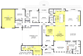 floor plans with courtyards contemporary side courtyard house plan contemporary house plans