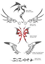 tattoos no 3 by wen m on deviantart
