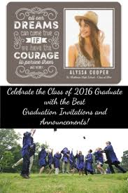 shout out your class 2016 graduation announcements