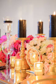 vibrant wedding reception designs for every bride at the b loft in