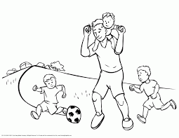 fathers day coloring pages for kids super dad birthday printable