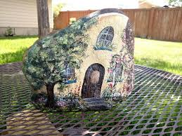 441 best painted houses on rocks images on pinterest stone homes