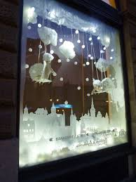 Store Window Decorations For Christmas by 475 Best Christmas Retail Window Displays Images On Pinterest