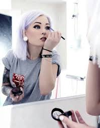 pictures of people who colored their hair with loreal feria b16 237 best hair inspiration images on pinterest dyed hair colored