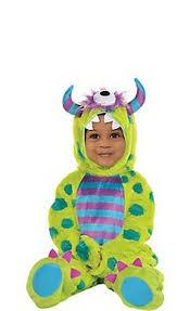 Spirit Halloween Monster Costume Green Monster Baby Costume Exclusively Spirit Halloween