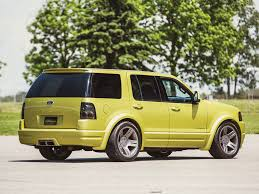 Ford Escape Yellow - ford urban explorer concept is looking for a new owner autoevolution
