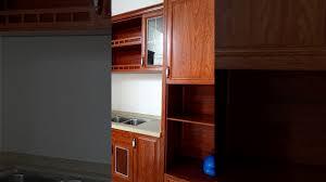 high quality aluminium kitchen cabinet youtube