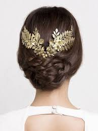 accessories for hair gold accessories for hair gilded vine headpiece stained glass
