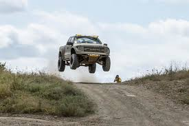 Ford Raptor Truck Jump - havoc 4 west coast trucks east coast wheeling