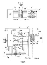 utility trailer abs wiring diagram semi trailer wire harness