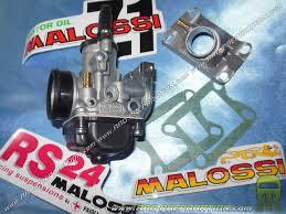 honda mtx kit carburation malossi phbg ø21mm as rigid with pipe gaskets