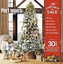 christmas tree sales black friday pier 1 imports 2014 black friday ads 2014 black friday