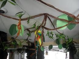 safari decorations diy jungle decor jungle safari party via kara s party ideas