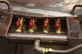 Custom Metal Fire Pits by Custom Fireplace Metal Pans Basket Burners Natural Gas Or Propane