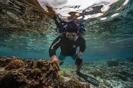 jeep snorkel underwater shaun wolfe our world underwater scholarship society