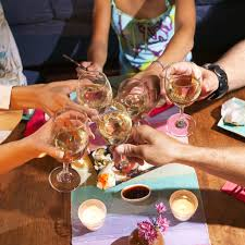 cocktail party popsugar food