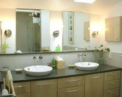 Large Bathroom Mirrors Cheap Custom Size Bathroom Mirrors Nxte Club