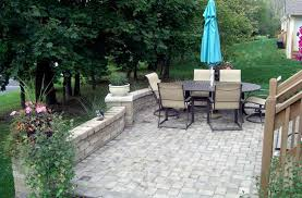 Patio Designer Paver Patios Columbus Ohio Brick Pavers Patios Patio Designs