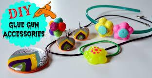 diy crafts glue gun ornaments accessories
