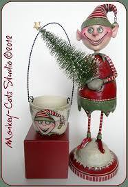 425 best santa u0027s helpers images on pinterest christmas ideas