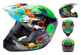 fly racing motocross helmets fly racing youth kinetic invasion helmet cycle gear