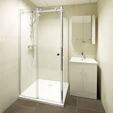 glass shower door splash guard the brilliant framless sliding shower doors u2014 decor trends