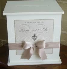Wedding Wishing Box Wedding Reception Wishing Well Gift Ideas Bethmaru Com