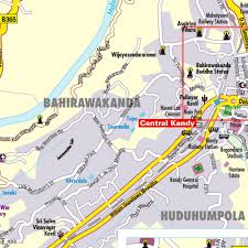 Longitude Map Map Kandy Sri Lanka Maps And Directions At Map