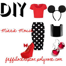 Minnie Mouse Halloween Costume Diy 29 Comicon Cosplay Images Costumes Halloween