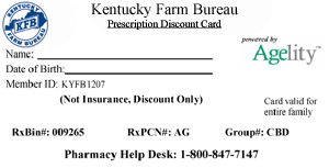 bureau discount agelity pharmacy discount program kentucky farm bureau
