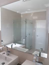 Remove Mirror Glued To Wall Bathroom Mirror Glued To Wall