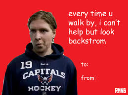 hockey valentines cards celebrate your of hockey with these corny caps valentines
