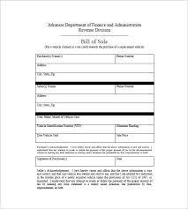 car bill of sale u2013 10 free sample example format download