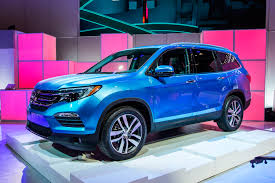 honda suv 2016 best rated midsize suv 2016 honda pilot best midsize suv