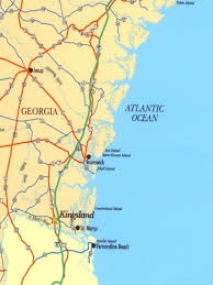 Amelia Island Florida Map by Visit Kingsland U2013 Where Is Kingsland Georgia U2013 Georgia Coast At I