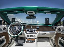 roll royce green rolls royce unveil custom cars inspired by superyachts com