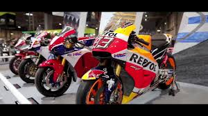 honda motorsport honda at motorcycle live 2017 the 2018 range and more youtube