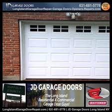 Overhead Garage Door Spring Replacement by Long Island Garage Doors Openers Repairs Suffolk County Ny