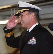 rear adm charles m gaouette is disciplined by navy the new