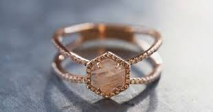 untraditional engagement rings 7 non traditional engagement ring stones that are trending big