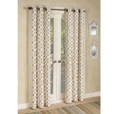 trellis thermalogic tm insulated room darkening grommet curtains