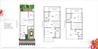 Villa Floor Plan by Floor Plan Paramount Golf Foreste Villas And Studio Apartments